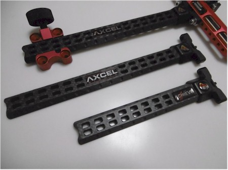 Axcel Achieve Carbon Extension Bar [axcelcarbonbar]