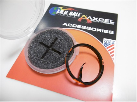 Axcel X31 Fiber Optic Ring [axcel31uppin]